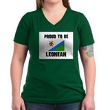 Proud To Be LEONEAN Shirt