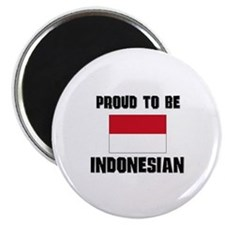 Proud To Be INDONESIAN Magnet
