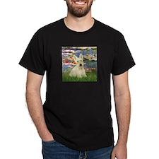 Lilies / Scottie (w) T-Shirt
