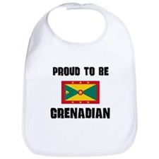 Proud To Be GRENADIAN Bib