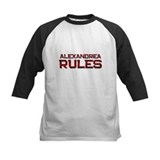 alexandrea rules Tee