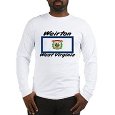 Weirton West Virginia Long Sleeve T-Shirt