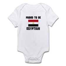 Proud To Be EGYPTIAN Infant Bodysuit