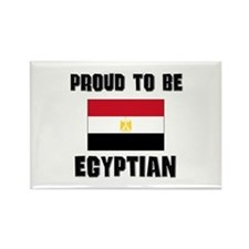 Proud To Be EGYPTIAN Rectangle Magnet