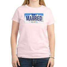 Married Iowa T-Shirt