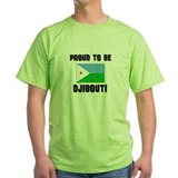 Proud To Be DJIBOUTI T-Shirt