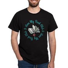 I Love My Book Club T-Shirt
