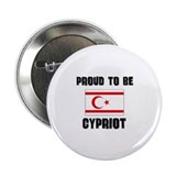 "Proud To Be CYPRIOT 2.25"" Button"