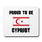 Proud To Be CYPRIOT Mousepad