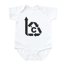 Carbon Cycle Infant Bodysuit