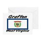 Grafton West Virginia Greeting Card