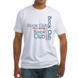 Book Club Multi Text Shirt