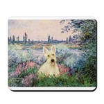 Seine / Scottie (w) Mousepad