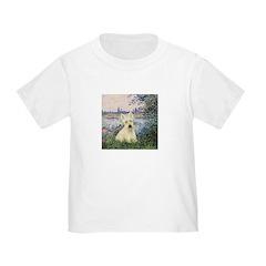 Seine / Scottie (w) Toddler T-Shirt