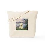 Seine / Scottie (w) Tote Bag