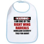 Right Wing Radical Bib