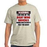 Right Wing Radical Light T-Shirt