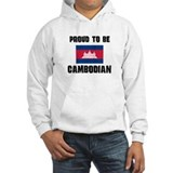 Proud To Be CAMBODIAN Jumper Hoody