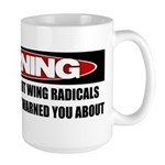 Right Wing Radical Large Mug