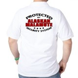 Alaskan Malamute Security T-Shirt