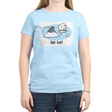Global Warming Women's Light T-Shirt