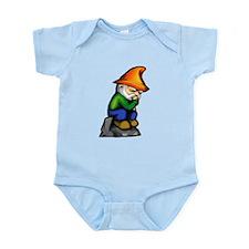 Thinker Gnome Infant Bodysuit