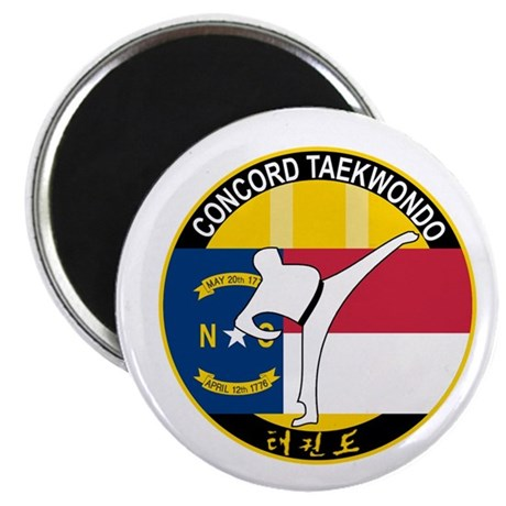 Foot Fist Taekwondo Magnet