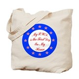 PWD First Dog Tote Bag