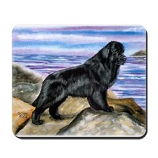 Newfoundland On the Rocks Mousepad