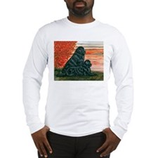 Newfoundland Fall Long Sleeve T-Shirt