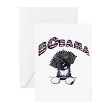 BObama 1st Dog PWD Greeting Cards (Pk of 10)