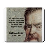 Error of Conformity Galileo Mousepad