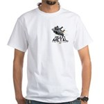 F-15E Strike Eagle White T-Shirt
