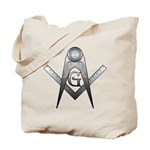 The Free Mason Tote Bag