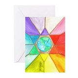 Activated Star Greeting Cards (Pk of 20)