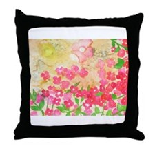 Spring 2 Throw Pillow