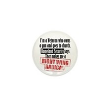 Radical Mini Button (100 pack)