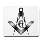 The Free Mason Mousepad