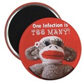 Cool Infected Magnet
