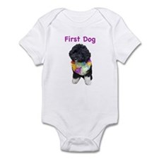 Bo First Dog Infant Bodysuit
