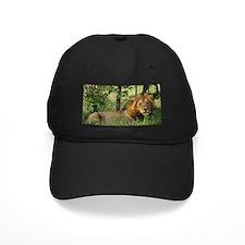 """Big African Lion"" Baseball Hat"