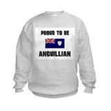 Proud To Be ANGUILLIAN Sweatshirt