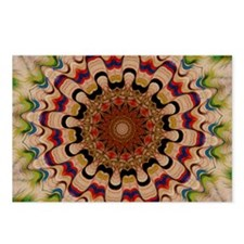 Mantid Mandala Postcards (Package of 8)