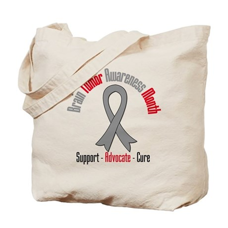 Brain Tumor Month Tote Bag