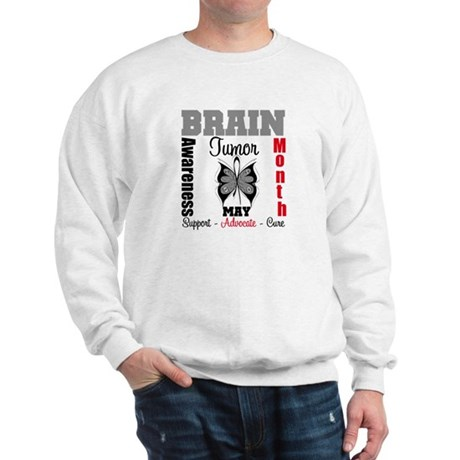 BrainTumorAwareness Sweatshirt