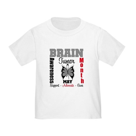 BrainTumorAwareness Toddler T-Shirt