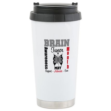 BrainTumorAwareness Ceramic Travel Mug
