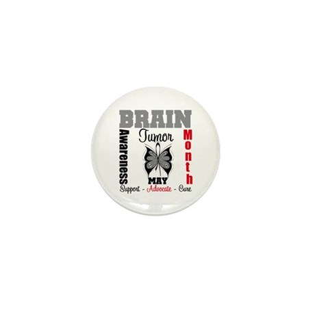 BrainTumorAwareness Mini Button