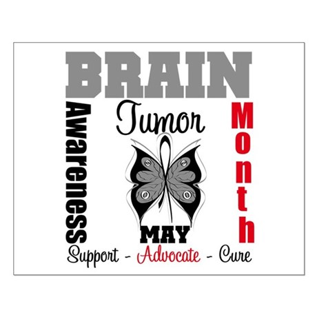 BrainTumorAwareness Small Poster
