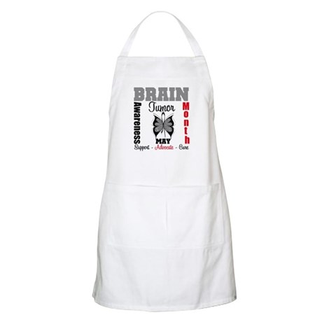 BrainTumorAwareness BBQ Apron